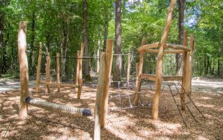 PleinBois Parcours psychomoteur bois